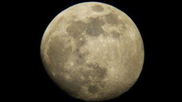 Características de la luna