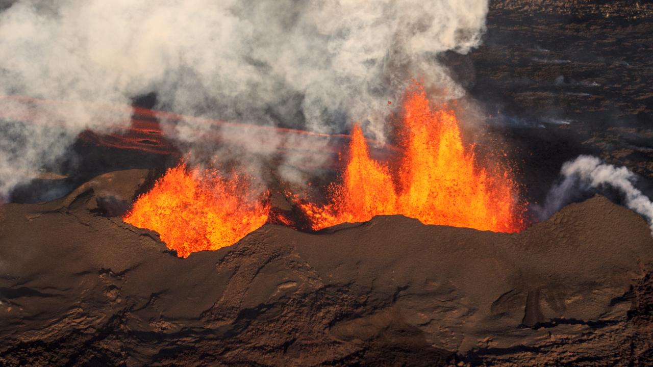 El magma