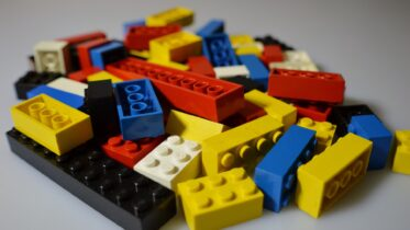 La historia del Lego