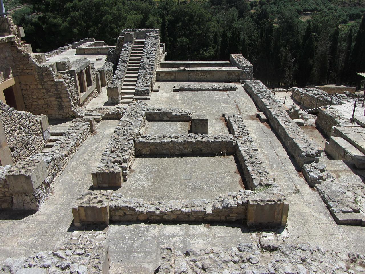 Sala del trono Cnosos