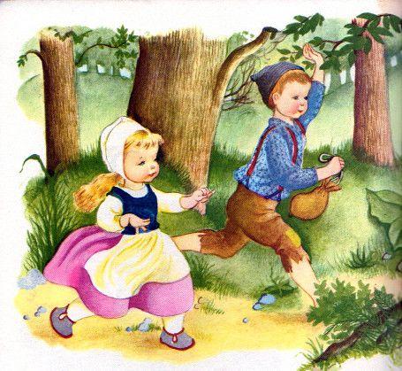 Qué es Hansel y Gretel