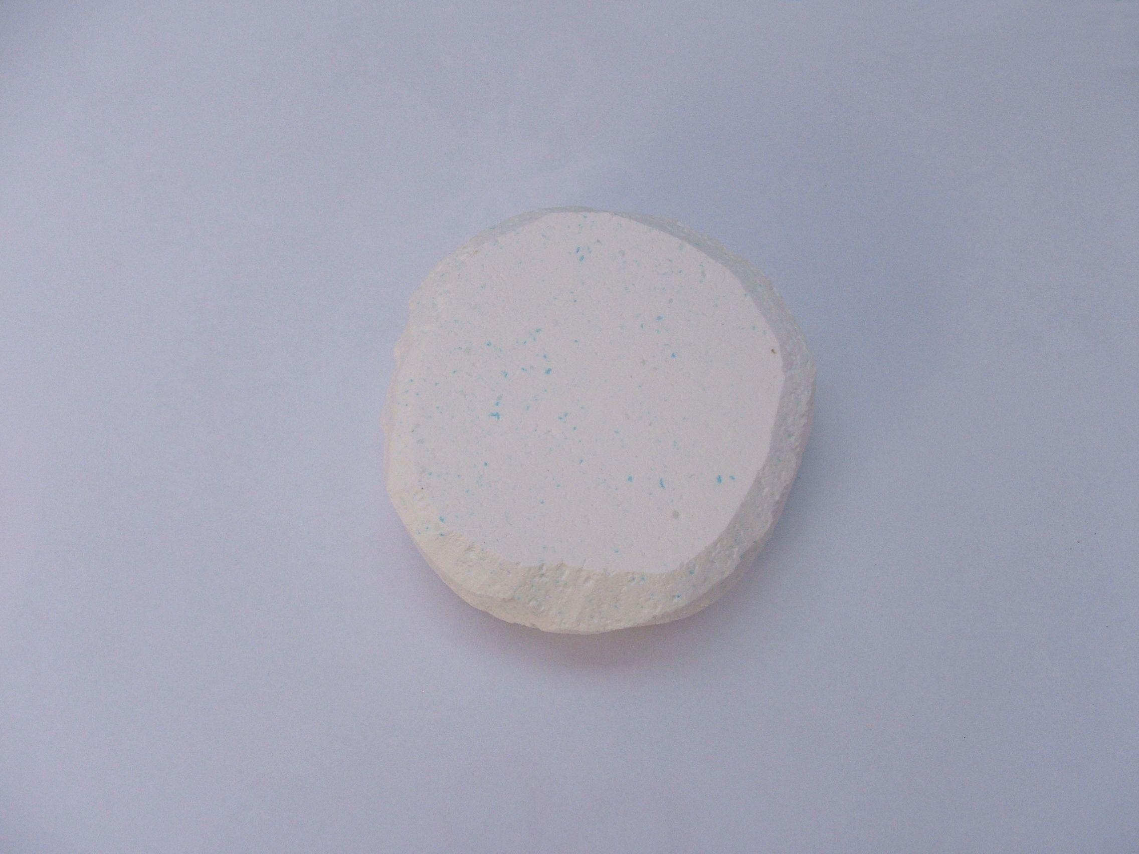 Pastillas de hipoclorito