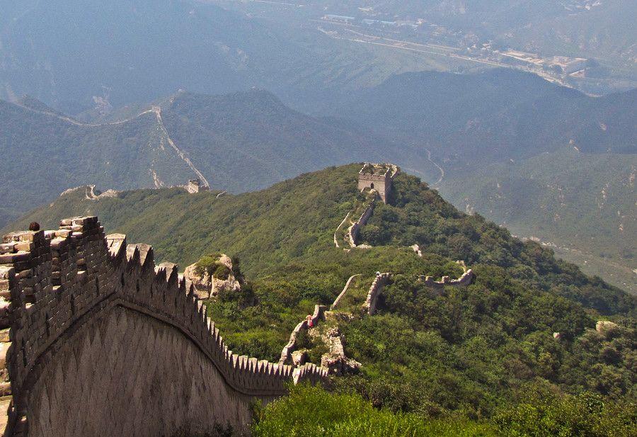 ¿Cuánto Tiempo se Tardó en Construir la Muralla China?